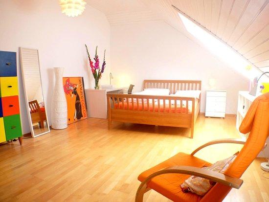 Villa Orchard: Double Room
