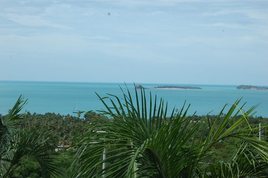 Mantra Samui Resort : View from Love-room