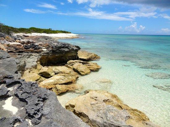 Malcolm's Road Beach: beach