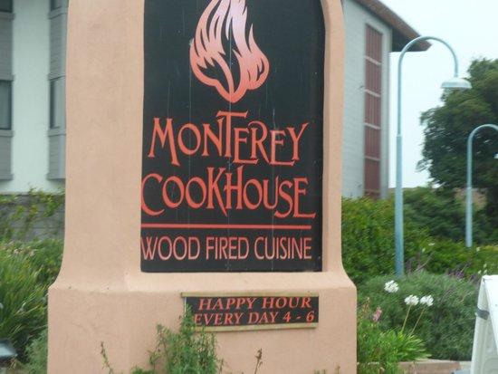 Monterey Cookhouse : buitenkant