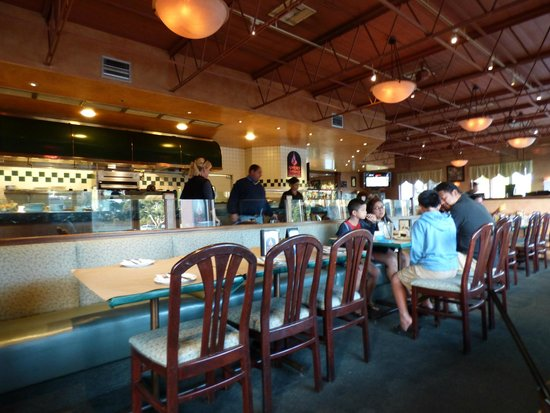 Monterey Cookhouse : interieur