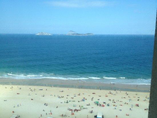 Sofitel Rio de Janeiro Ipanema: Beach