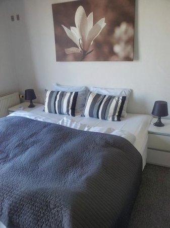 Hotel Klippen: værelse