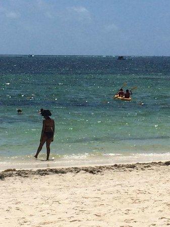 Natura Park Beach - EcoResort & Spa: Playa hotel