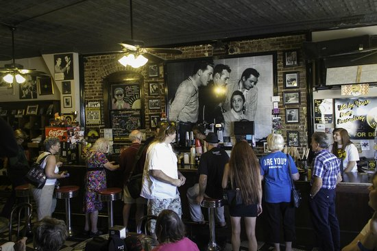 Sun Studio : Interior of Sun Records
