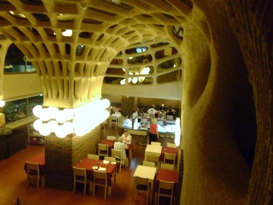 Alcazar Hotel & SPA: Restauracja hotelowa