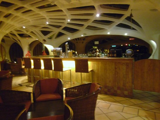 Alcazar Hotel & SPA: Bar hotelowy