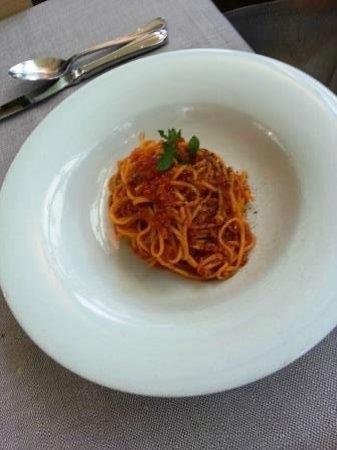 Restaurant Zur Kaiserkron: Homemade Pasta Ragout
