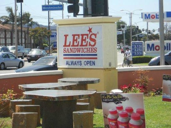 Lee 39 S Sandwiches Garden Grove 13991 Brookhurst St Restaurant Reviews Phone Number Photos