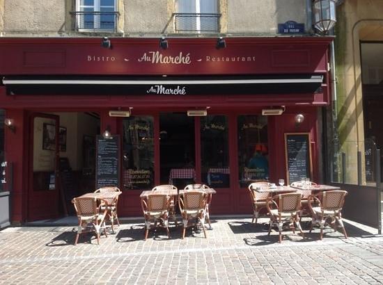Accompagnement omelettes et oeufs brouill s photo de au marche metz tripadvisor - Restaurants place de chambre metz ...