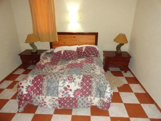 Altocerro Villas, Hotel & Camping: Habitacion
