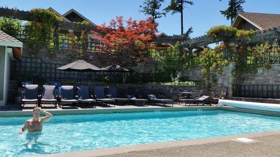 Predator Ridge Golf Resort: Cottage guests outdoor pool