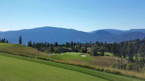 Predator Ridge Golf Resort: Ridge course signature hole