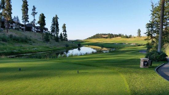Predator Ridge Golf Resort: Hole 17 on the Ridge course