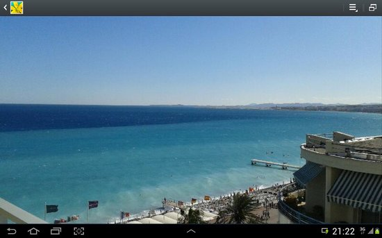 """Le Meridien Nice: a room with """"A View"""""""