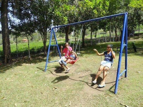 Altocerro Villas, Hotel y Camping: Area de Recreacion 100% full relax...