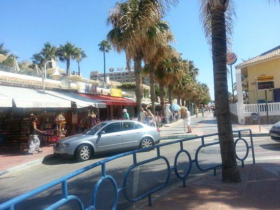 Palmasol Hotel Benalmadena Costa Del Sol