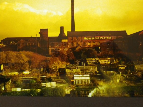 Middleport Pottery - Home of Burleigh : middleport pottery