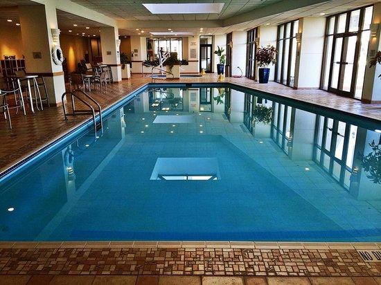 Hilton Salt Lake City Center: Pool