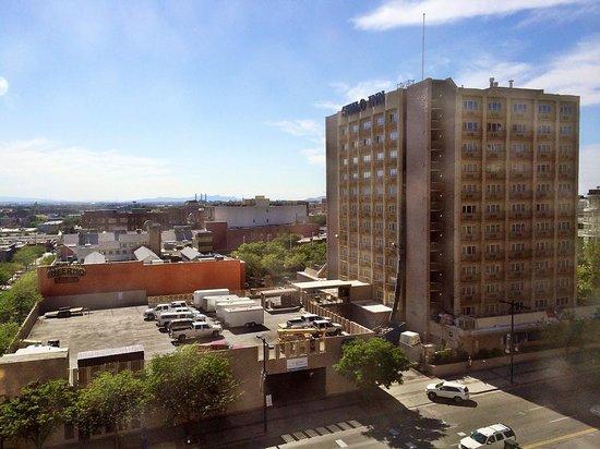 Hilton Salt Lake City Center: View