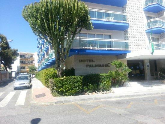 Hotel Palmasol: Palmasol