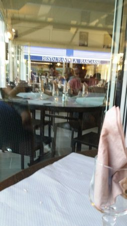 Restaurant La Rascasse: La rascasse