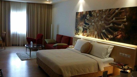 Ansa Kuala Lumpur: alternate view executive room