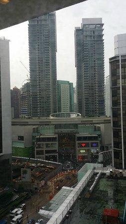 Ansa Kuala Lumpur: view from room