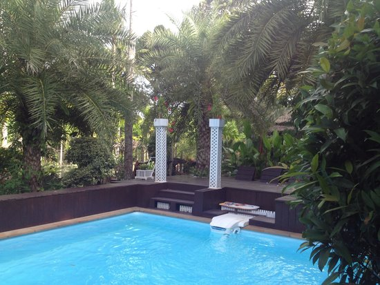 Baan Habeebee Resort: Pool