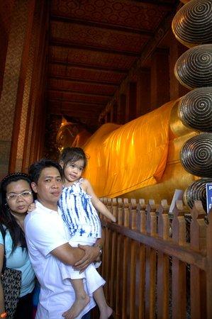 Temple du Bouddha Couché (Wat Pho) : 1
