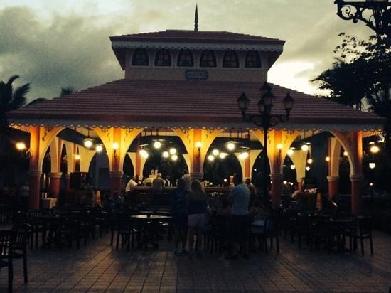 ClubHotel Riu Bachata: eine der viele Bars