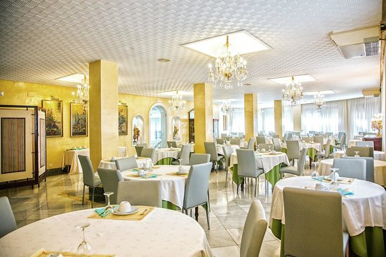 Hotel Miramar: Comedor