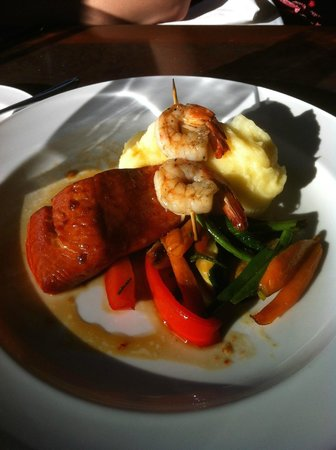 Maple Salmon Picture Of Horizons Restaurant Burnaby Tripadvisor