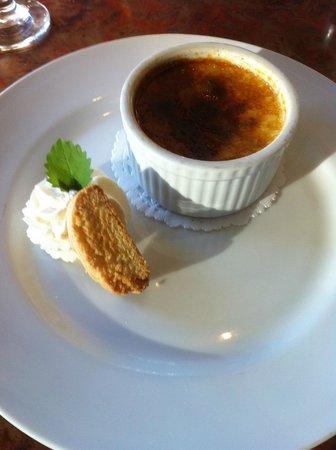 Horizons Restaurant: Creme Brulee
