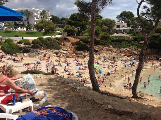 Inturotel Cala Azul Park: Esmeralda Beach