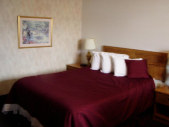 National 9 Inn - Mt Nebo: Room showing basic clean, comfortable furniture