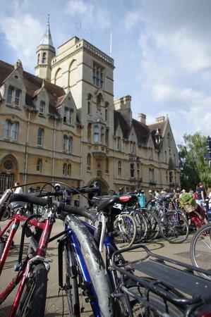Golden Tours : Oxford