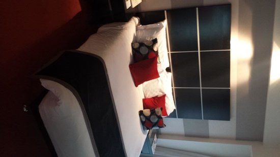 Park Plaza London Riverbank : bedroom