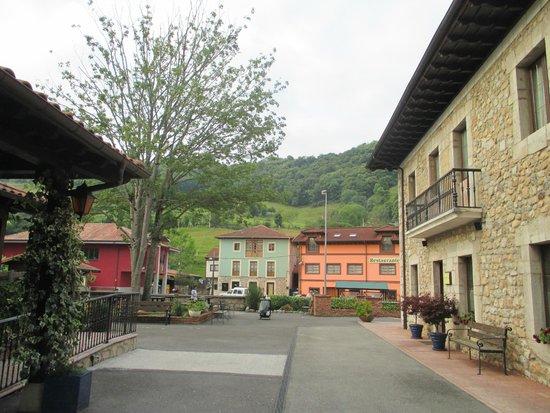 Hotel Maria Manuela: vista desde el hotel