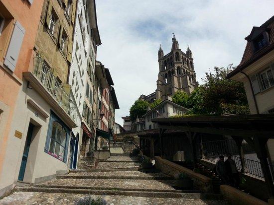Cathédrale de Lausanne : Лозаннский собор