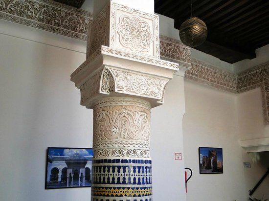 Riad Adarissa: Restoration