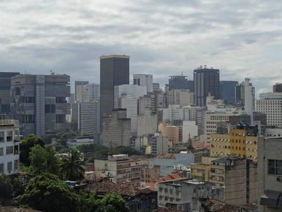 Casa da Carmen e do Fernando: View from balcony