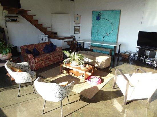 Casa da Carmen e do Fernando: Lounge