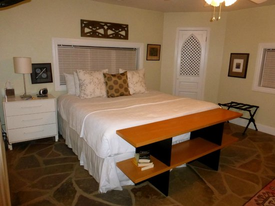 Levi Deal Mansion Bed & Breakfast: Carriage House Roon
