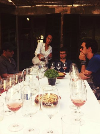 Mallorca Wine Tours: Ribas. Epic.