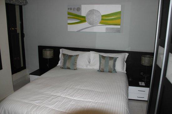 Argento Hotel: lit