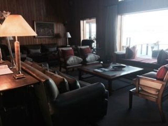 Los Cauquenes Resort & Spa: sala de espera