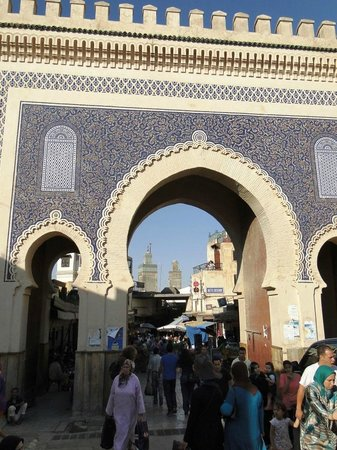 Riad Adarissa: Bab Bou Jeloud
