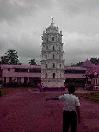 Shantadurga Temple: Mandir place