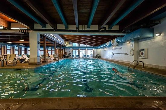 Purity Spring Resort: The Mill indoor pool